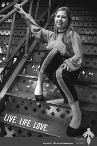 Kleding: Silke De Bruycker Advertentie: Mats Laermans
