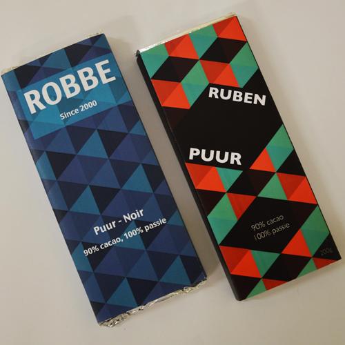 Robbe Senave & Ruben Van Wonterghem